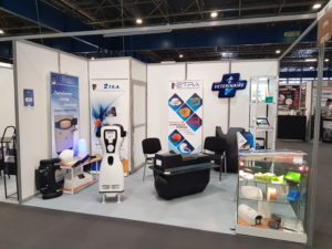 Stand exposant 2TRA Sepem 2020